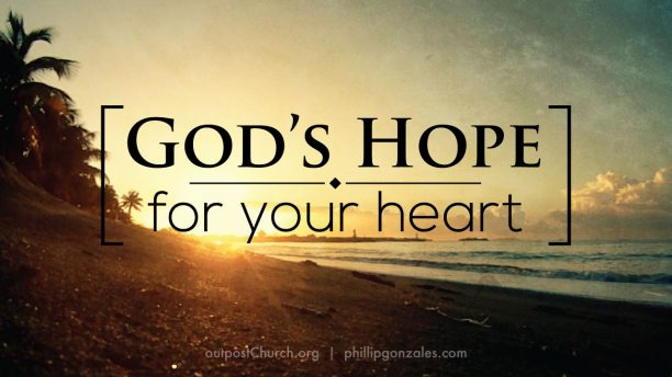 God's Hope for Your Heart Header
