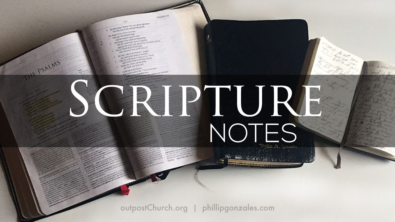 Scripture Notes Header